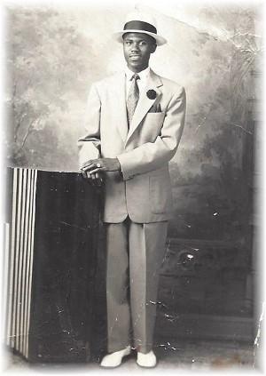 Otis Williams - W E  Lusain Funeral Home